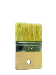 BOLDRINI Spalter classico Декоративная мини-кисть с натуральной щетиной шириной 70 мм.