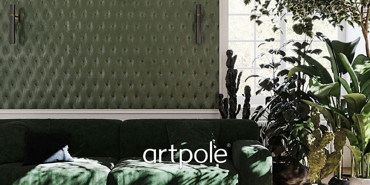 Artpole ARISTOCRATE с кристаллами Swarovsky - гипсовые 3D панели
