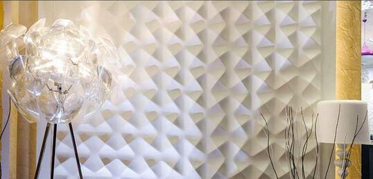 Artpole AURA - гипсовые 3D панели
