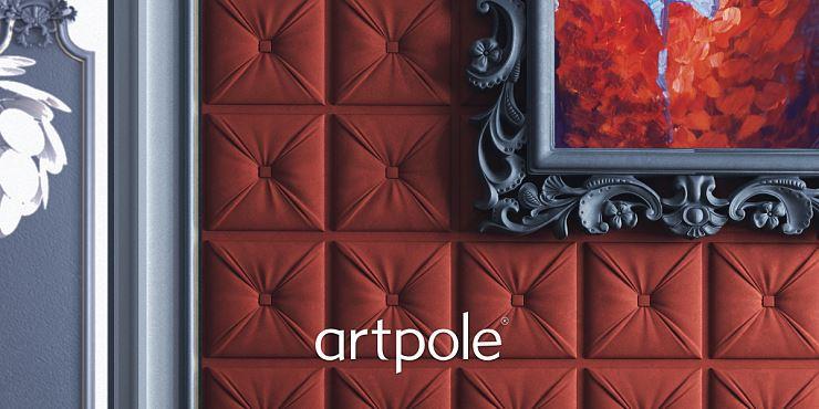 Artpole CHESTER - гипсовые 3D панели