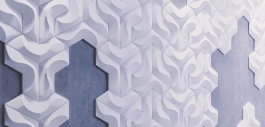 "Artpole CORAL - гипсовые 3D панели ""Elementary"""