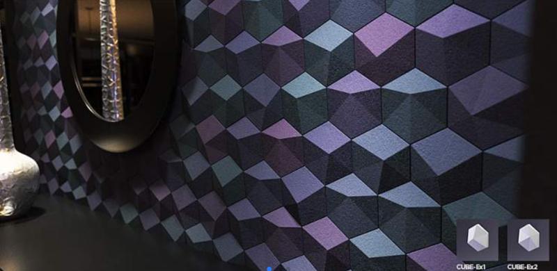 "Artpole CUBE - гипсовые 3D панели ""Elementary"""