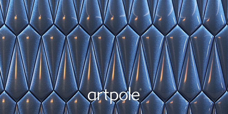 "Artpole FRANK - гипсовые 3D панели ""Elementary"""