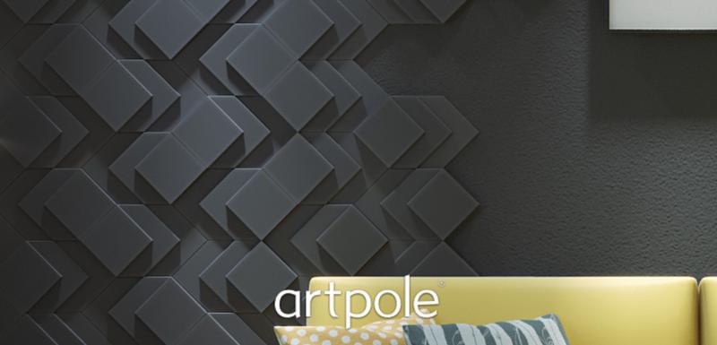 """Artpole GRAND - гипсовые 3D панели """"Elementary"""""""