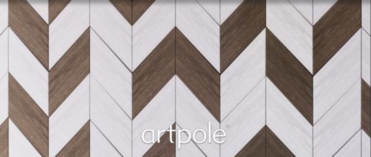 "Artpole KOLOS - гипсовые 3D панели ""Elementary"""