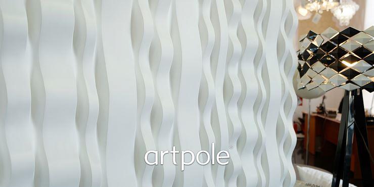 Artpole MATRIX - гипсовые 3D панели