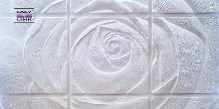 Artpole ROSE-панно - гипсовые 3D панели