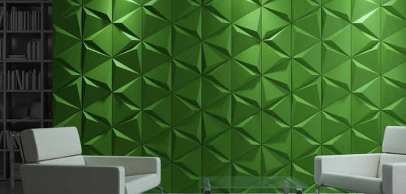 "Artpole SIRIUS - гипсовые 3D панели ""Elementary"""