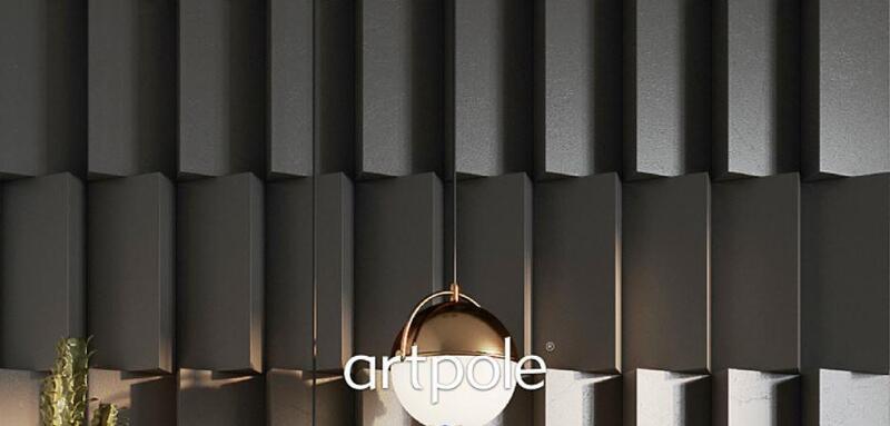 """Artpole TOR - гипсовые 3D панели """"Elementary"""""""