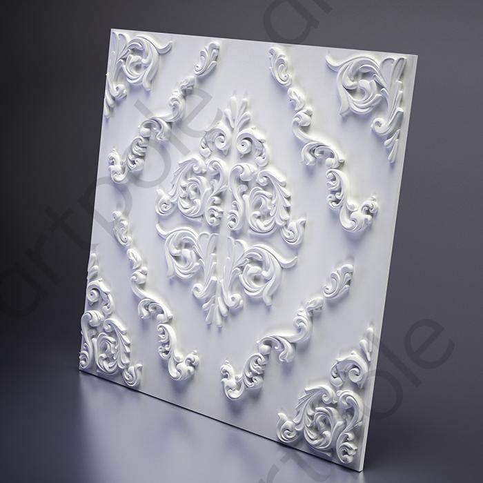 Artpole VERSALLE - гипсовые 3D панели
