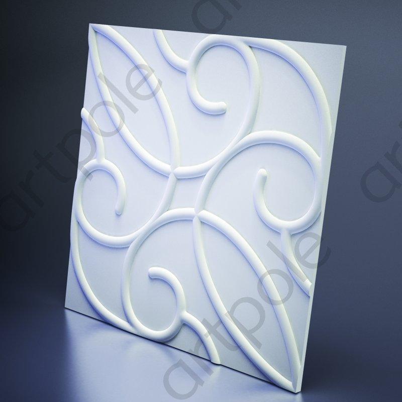 Artpole ZAFIRA - гипсовые 3D панели