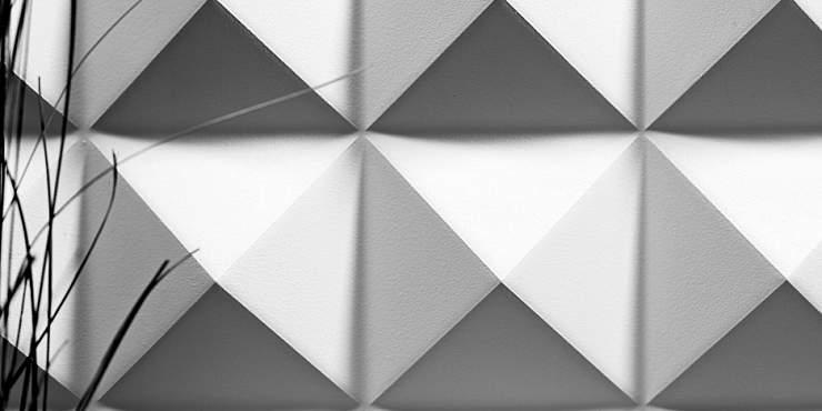 Artpole ZOOM - гипсовые 3D панели