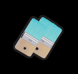 BOLDRINI Spalter sintetico Декоративная мини-кисть с синтетическим ворсом шириной 100 мм.