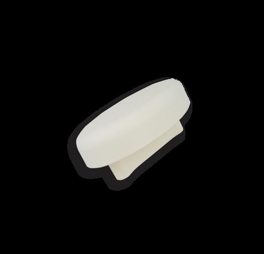 BOLDRINI 99992 - пластиковый овальный шпатель для нанесения жидких декоративных покрытий