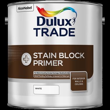 Dulux Stain Block Primer Грунтовка для блокировки старых пятен