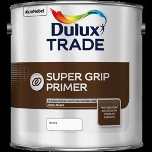 Dulux Super Grip Primer - краска-грунтовка для сложных поверхностей