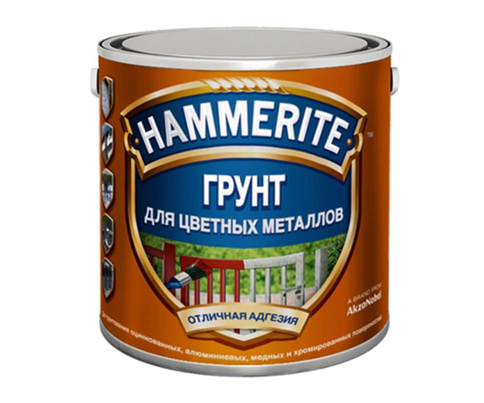 Hammerite / Хаммерайт Special Metals Primer грунт для цветных металлов и сплавов
