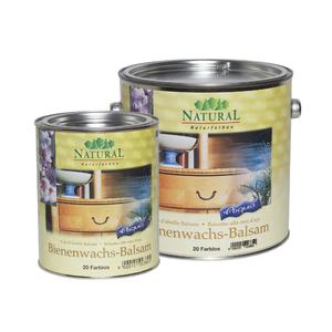 Natural Bienenwachsbalsam Aqua масло-воск для всех деревянных поверхностей в т.ч. во влажных помещениях