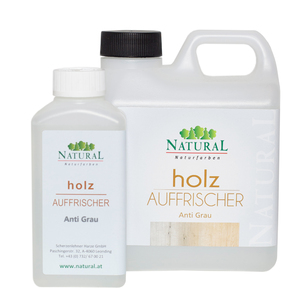 Natural Holzauffrischer Anti-Grau средство для обновления деревянных поверхностей