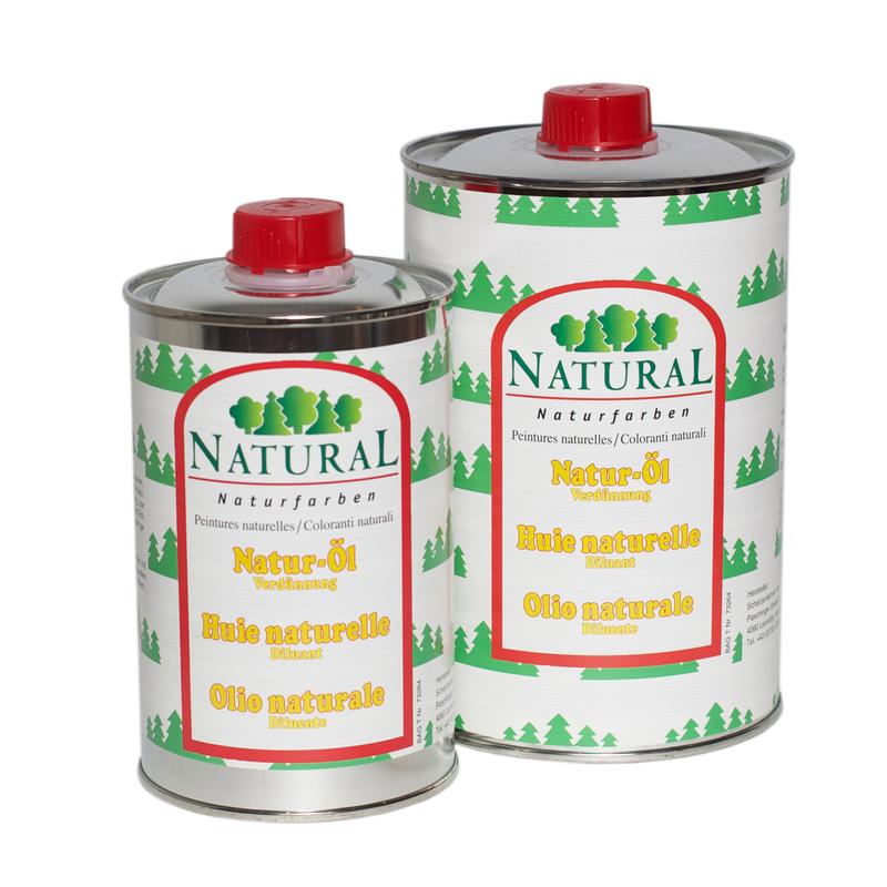 Natural Naturol-Verdunnung специальный растворитель, для очистки поверхностей от смол перед нанесением масла
