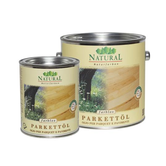 Natural Parkettol масло глубокого проникновения для обработки полов из древесины, пробки, камня