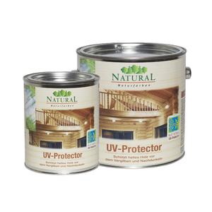 Natural UV-Protector масло для защиты светлой древесины от воздействия дневного и искусственного света