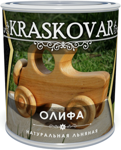 Олифа натуральная Kraskovar