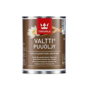 Tikkurila Valtti Puuöljy | Тиккурила Валтти Пуолью масло для обработки наружных конструкций из древесины