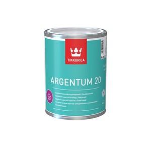 TIKKURILA ARGENTUM 20 краска антимикробная с серебром, полуматовая