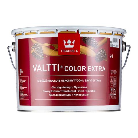 Tikkurila Valtti Color Extra лазурь фасадная на масляной основе колеруемая